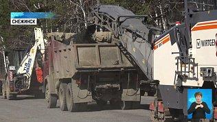 В регионе отремонтируют 800 километров дорог