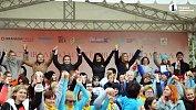 В Челябинске прошел первый на Южном Урале фестиваль волонтеров