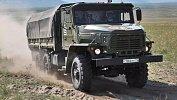 Команда миасского «Урала» впервые обошла «КАМАЗ» в «Военном ралли»