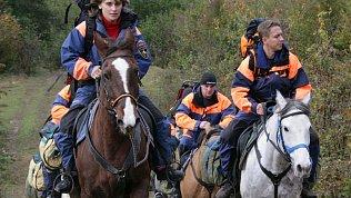 В Челябинске создают отряд конных поисковиков-спасателей «ЛизаАлерт»