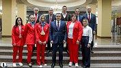 В правительстве Челябинской области наградили участников и призеров Паралимпийских игр вТокио