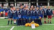 Юные футболисты изЧелябинска вышли вфинальную стадию турнира «Кожаный мяч»