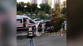 В Челябинске автомобиль сбил ребенка