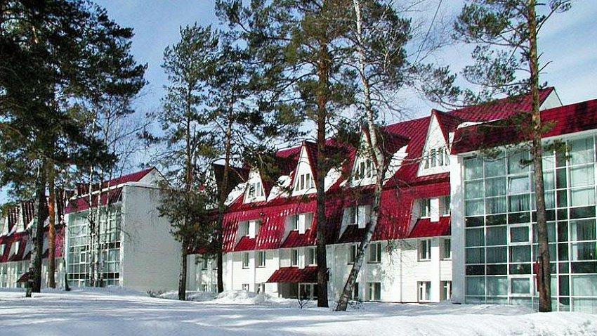 Гостиничный комплекс «Каменный цветок» в Трехгорном продали с пятой попытки