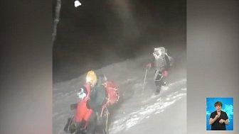 При восхождении на Эльбрус погибли 5 туристов