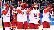 Хоккейные сборные России начнут олимпийский турнир споединков скомандами Швейцарии