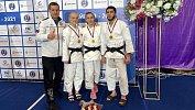 Дзюдоисты Челябинской области завоевали четыре медали начемпионате России