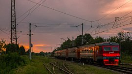 К 2023 году запустят электричку из Челябинска в Копейск