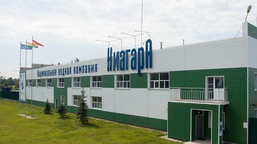 Запуск линии по маркировке воды обойдется «Ниагаре» почти в 10 млн рублей