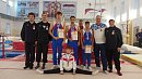 Южноуральские гимнасты стали призерами чемпионата России