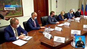 Губернатор встретился с избранными депутатами