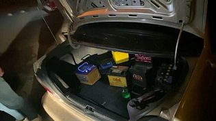 В Челябинске сотрудники ГИБДД задержали подозреваемых в кражах автомобильных аккумуляторов