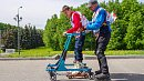 В Челябинске впервые пройдут региональные старты пороллер-спорту длядетей-инвалидов