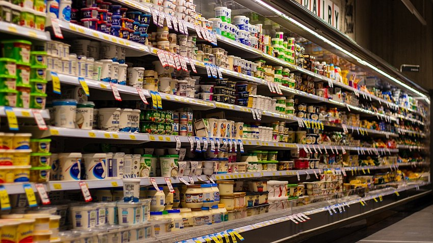 Минимальный набор продуктов в Челябинской области подорожал на 9%