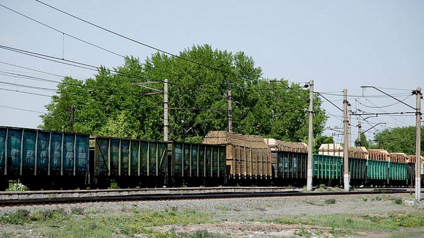 Погрузка на железной дороге в Челябинской области составила почти 33 млн тонн