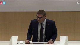 Алексей Текслер выступил с предложениями в Совете Федерации при обсуждении бюджета