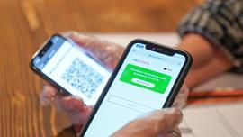 Южноуральский бизнес поддержал введение QR-кодов
