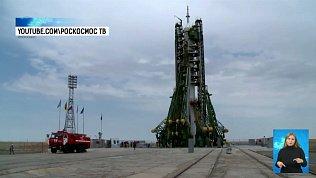 Летчик-космонавт ответил на вопросы журналистов