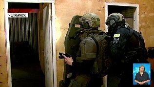 Бойцы СОБР отмечают 5-летие