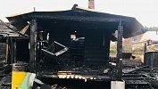 В Трехгорном ликвидировали пожар вСНТ«Уралец»