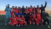 Магнитогорские футболисты стали победителями регионального турнира первенства России среди любителей