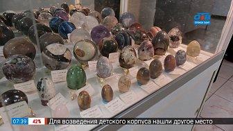 Сила камня в сюжете «Декоративные яйца»