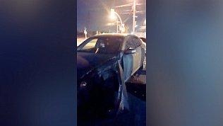 Водитель сбил пешехода и сбежал с места ДТП