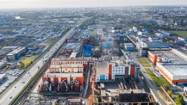 На Челябинском цинковом заводе построят дополнительную систему газоочистки печей