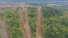 В «Солнечной долине» откроют две новые трассы с кресельным подъемником