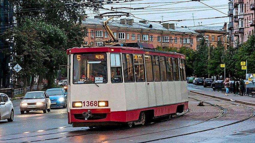 На дорогах Челябинска установят специальные датчики для ускорения движения трамваев