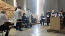 Пермский стрелок предстал перед судом: видео заседания