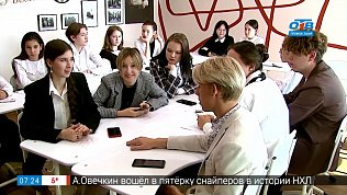 Система самоуправления в школе в сюжете «Лидеры в школе»