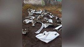 Житель Коркино разрезал и закопал свой автомобиль после ДТП с погибшим