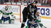 Хоккейный клуб «Трактор» потерпел разгромное поражение в матче КХЛ