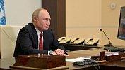 Владимир Путин объявил дни с30октября по7ноября нерабочими