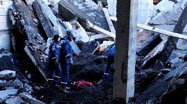 В Троицке под завалами рухнувшего здания погиб рабочий