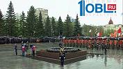 В Челябинске минутой молчания почтили память южноуральцев, павших в годы Великой Отечественной войны
