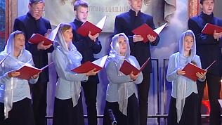 Концерт духовной музыки в старейшем храме Кыштыма