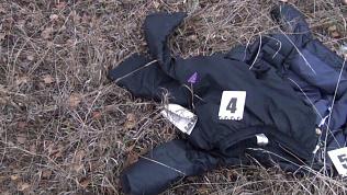 На кладбище в Чебаркуле нашли убитую женщину