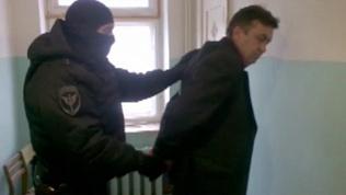 Задержание чебаркульского директора МУП «Теплоком» сняли на видео