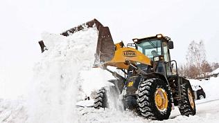 Бизнесменов накажут за вывоз снега в запрещенные места