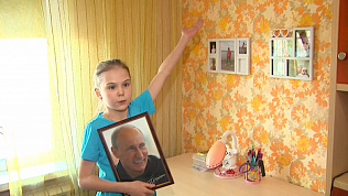 Школьница из Челябинска получила подарок от Путина