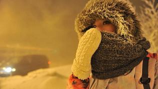 Минус 40 градусов обещают на Южном Урале в выходные