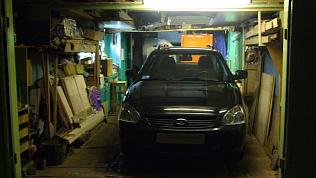 Саткинец заявил об угоне спрятанной в гараже машины