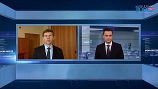 Иван Белавкин - Заместитель министра строительства и инфраструктуры Челябинской области