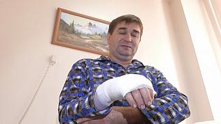 Челябинские хирурги пришили мужчине руку