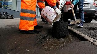 Челябинские дороги ремонтируют по новой технологии