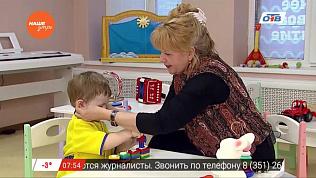 Мама, действуй – о неговорящих детях от двух до трех лет