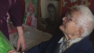 103-летняя копейчанка раскрыла секрет долголетия