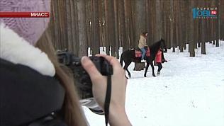 Южноуральцам предлагают сделать фотосессию с животными